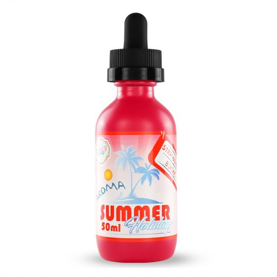 Dinner Lady Strawberry Bikini 50ml Shortfill E-Liquid