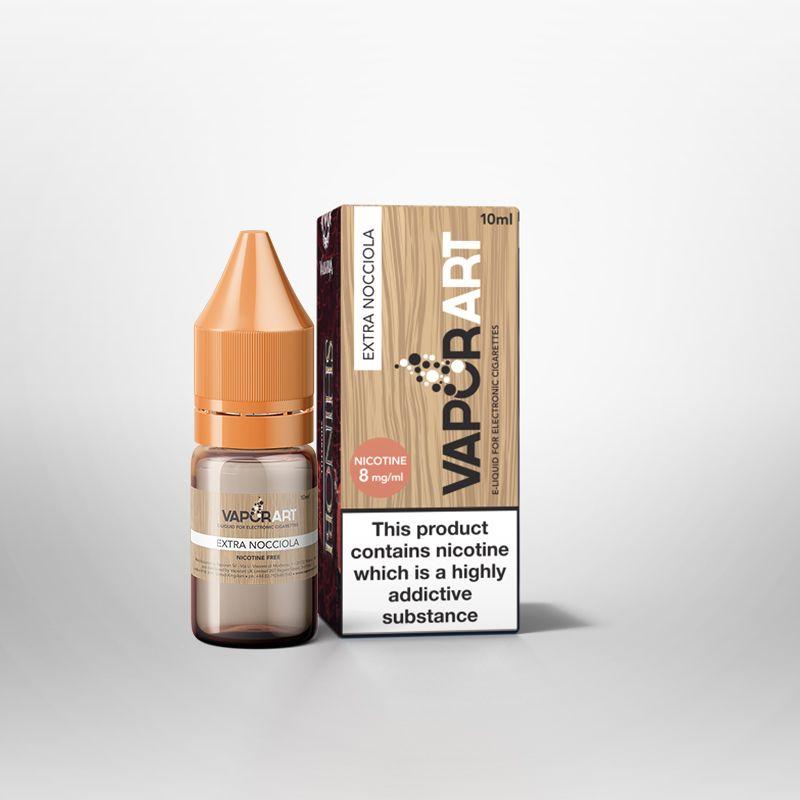 VaporArt Extra Hazelnut 10ml E-Liquid