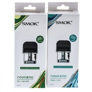 Smok Novo 2 Refillable Pods