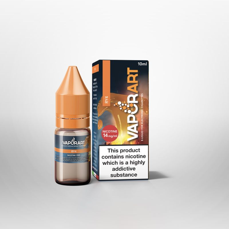 VaporArt RY4 Tobacco 10ml E-Liquid