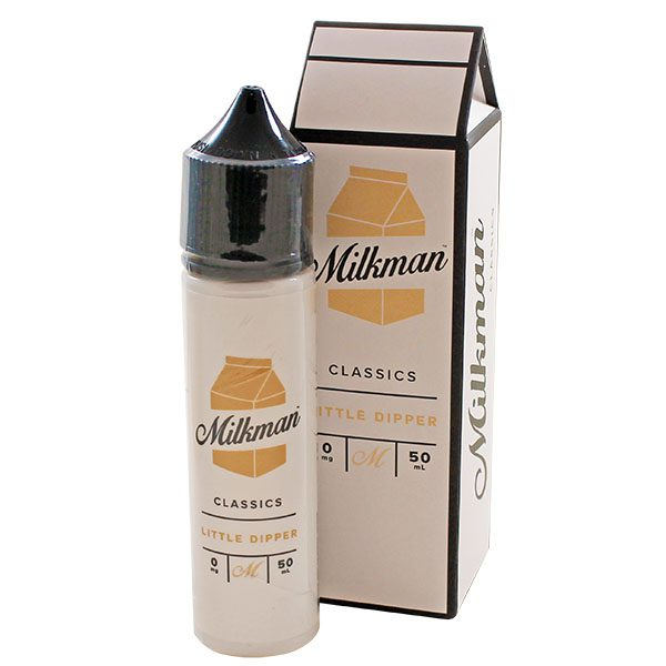 The Milkman Little Dipper 50ml Shortfill E-Liquid