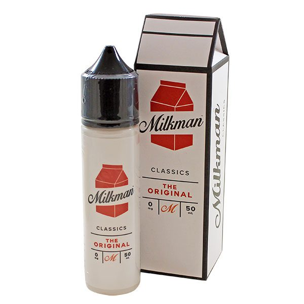 The Milkman The Original 50ml Shortfill E-Liquid