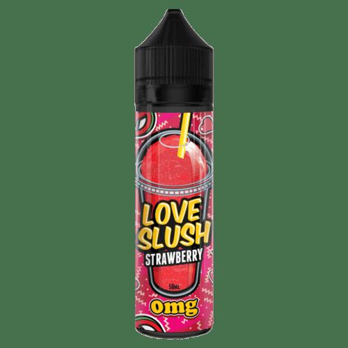 Love Slush Strawberry 50ml Shortfill E-Liquid