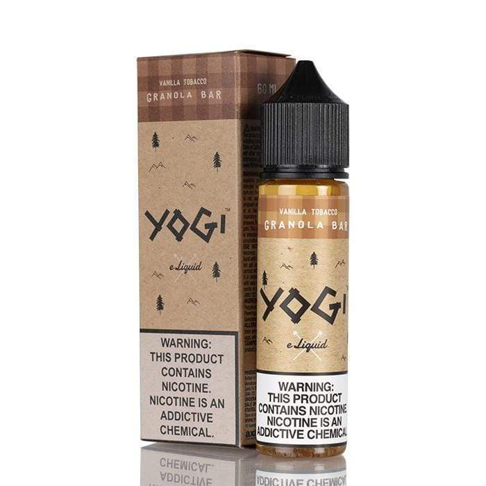 Yogi Vanilla Tobacco Granola Bar 50ml Shortfill E-Liquid