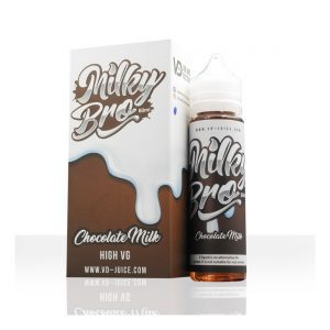 VD Juice Milky Bro Chocolate Milk 50ml Shortfill E-Liquidq