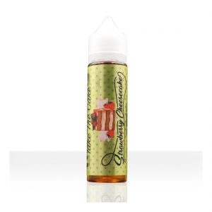 VD Juice Strawberry Cheesecake 50ml Shortfill E-Liquid