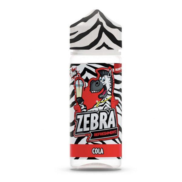 Zebra Refreshmentz Cola 50ml Shortfill E-Liquid