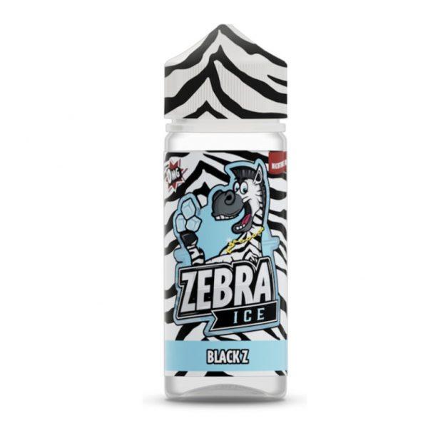 Zebra Ice Black Z 50ml Shortfill E-Liquid