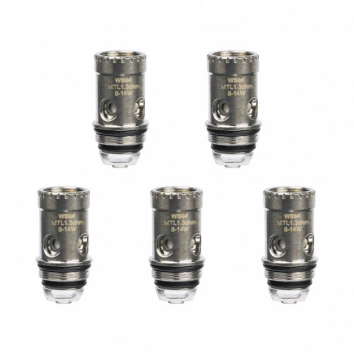 Wismec WS04 MTL 1.3 Ohm Replacement Coils