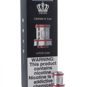 Uwell Crown 4 0.23 Ohm Replacement Coils