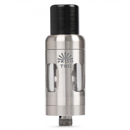 Innokin Prism T18II Tank - 2ml Capacity - Mouth To Lung Tank - Silver