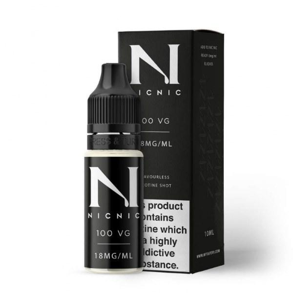 NicNic 18mg 10ml 100VG