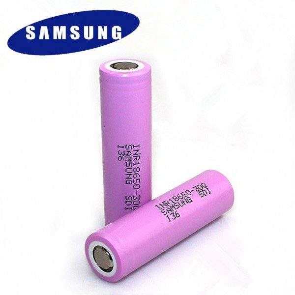 Samsung 30Q – 3000mAh 18650 Battery
