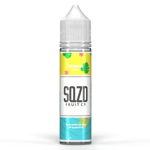 SQZD Fruit Co Tropical Punch 50ml Shortfill E-Liquid
