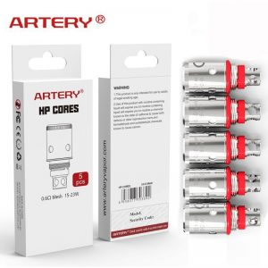 Artery HP Cores Replacement Coils