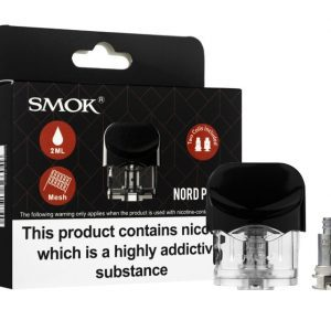 Smok Nord Replacement Pod With 2x Coils