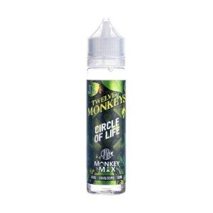 Twelve Monkeys Circle Of Life 50ml Shortfill E-Liquid