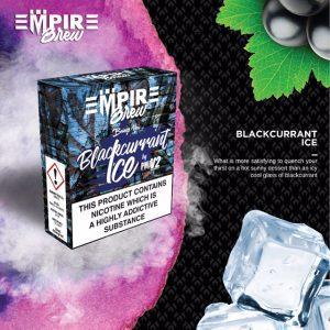 Empire Brew Blackcurrant Ice 10ml