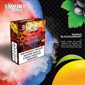 Empire Brew Mango Blackcurrant 10ml