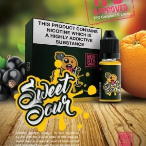 Monsta Vape Sweet Sour 10ml