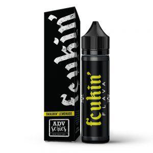 Fcukin Flava Smashin Lemonade 50ml