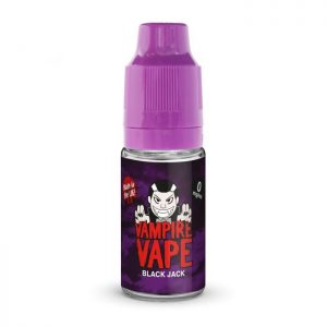 Vampire Vape Black Jack 10ml E-Liquid
