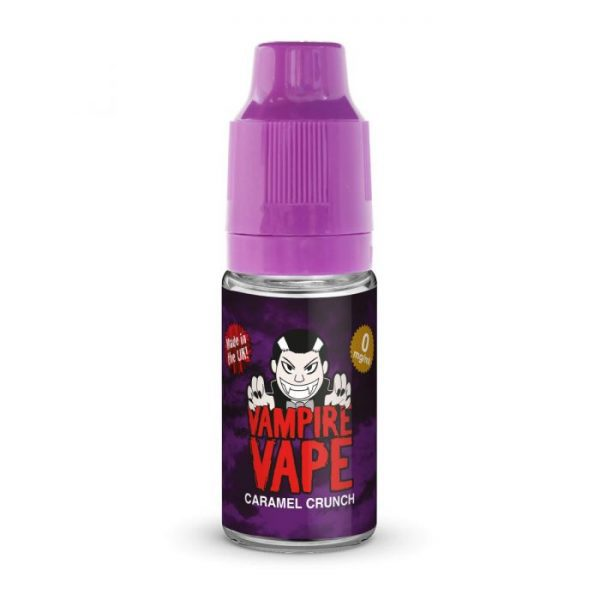 Vampire Vape Caramel Crunch 10ml E-Liquid