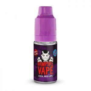 Vampire Vape Cool Red Lips 10ml E-Liquid