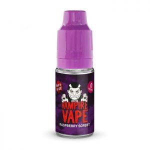 Vampire Vape Raspberry Sorbet 10ml E-Liquid