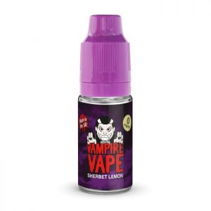 Vampire Vape Sherbet Lemon 10ml E-Liquid