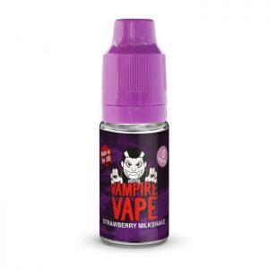 Vampire Vape Strawberry Milkshake 10ml E-Liquid
