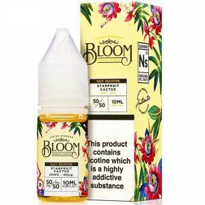 Bloom Starfruit Cactus Nic Salt 10ml E-Liquid