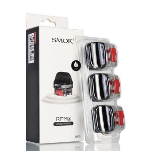 Smok RPM 2 2ml Replacement Pods (Pack of 3)